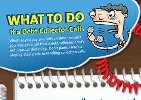 debt collector featured