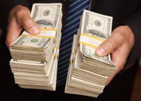 Cash back rewards