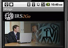 IRS Introduces Refund Tracking App