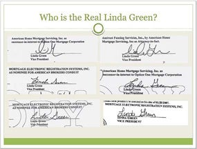 Who Is Linda Green?