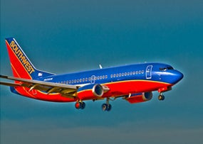 Southwest Airlines Miles