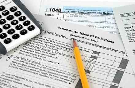 IRS Exposed Hundreds of Social Security Numbers