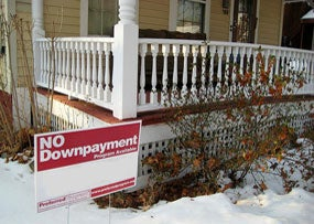 Regulators Push to Kill Low Mortgage Dowpayments