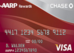 AARP Visa Card for Chase