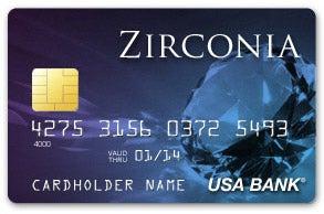 USABankZirconiaSelectCard