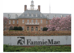 Report: Fannie Mae Still Hungover from Mortgage Party