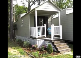 Trade Your House For a Shack? One Couple Did It
