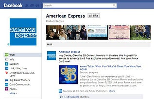 CARD Act Dodge: AmEx Teams Up With Facebook to Market to Students