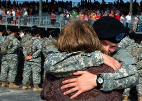 New Fraud Protection for Soldiers and their Families