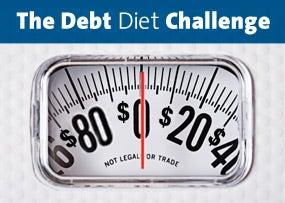 Debt Diet Challenge