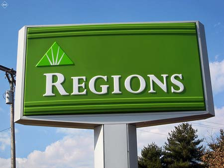 Regions Bank LifeGreen Checking for Students