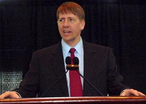 Is Richard Cordray the New Elizabeth Warren?