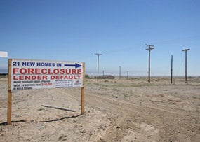 How to Fix the Foreclosure Crisis: A Real Bailout
