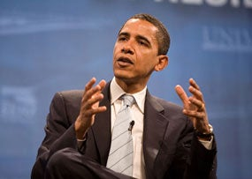 Obama Blasts BofA's New $5 Fee