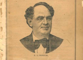 P.T. Barnum's Art of Money-Getting