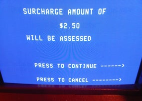 One Week, Three Lawsuits Over ATM Fees