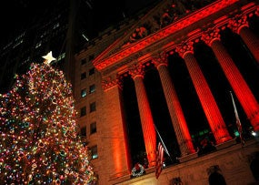 Chestnuts, Jack Frost and Wall Street's Spring Bonuses