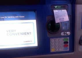 Have a Chase ATM Card? Life is About to Get a Little Easier