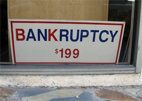 Haunted By Debts After Bankruptcy? You Shouldn't Be.
