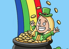 St. Patrick's Day Credit Cards