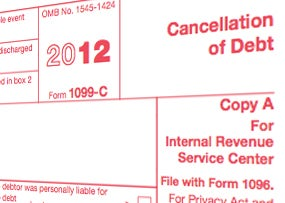 Tax Help: How to Dispute A 1099-C Form
