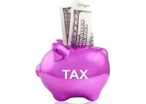 taxes and saving