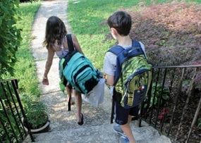 Military Families Cutting Back-to-School Costs