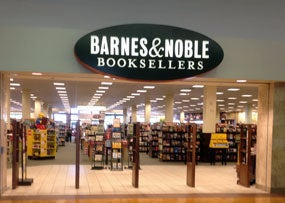 Barnes and Noble PIN