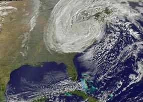 Hurricane Sandy, You Got my Home, but Not My Identity