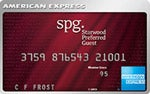 The Starwood Preferred Guest card from American Express