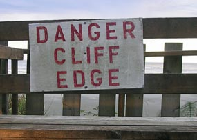 The Other Cliff We're Heading Toward