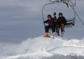 Using Credit Card Rewards to Plan a Ski Trip