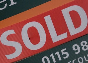 Housing Market Uptick
