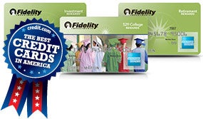 The Fidelity Rewards American Express cards