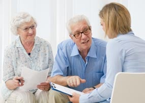 Senior Citizens at Risk for Financial Adviser Fraud