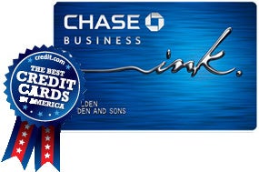 Best Credit Cards in America Chase Ink Classic