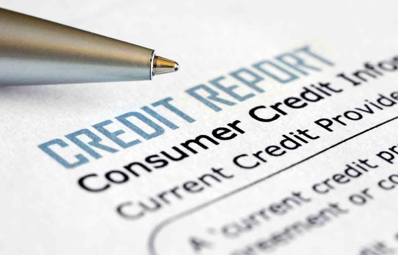 article update personal information credit report