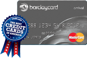 Barclaycard Arrival with $89 annual fee