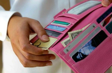 Credit Card Limits Up 20% From 2012
