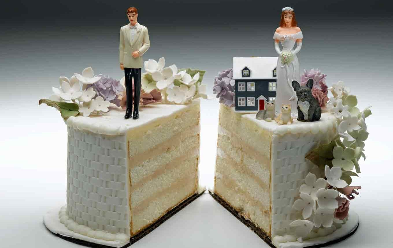 divorce buying a home