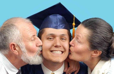 Grads, There's No Shame in Living With Your Parents