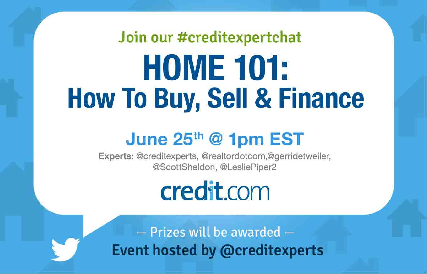 buying a home twitter chat