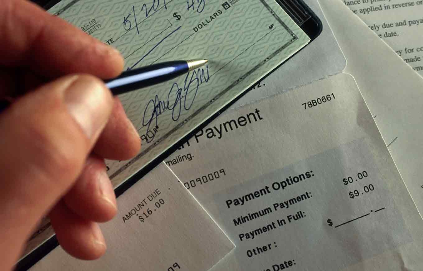 fewer late payments