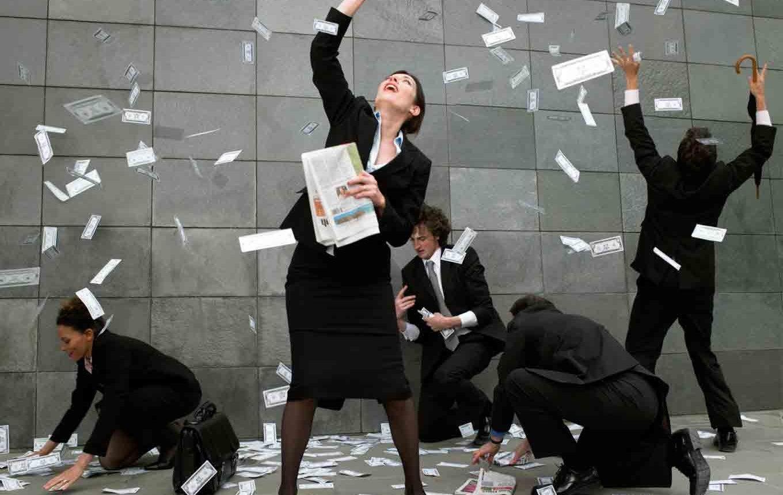 financial windfall