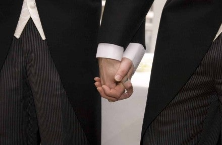 Same-Sex Couples More Likely to Pay for Their Own Wedding
