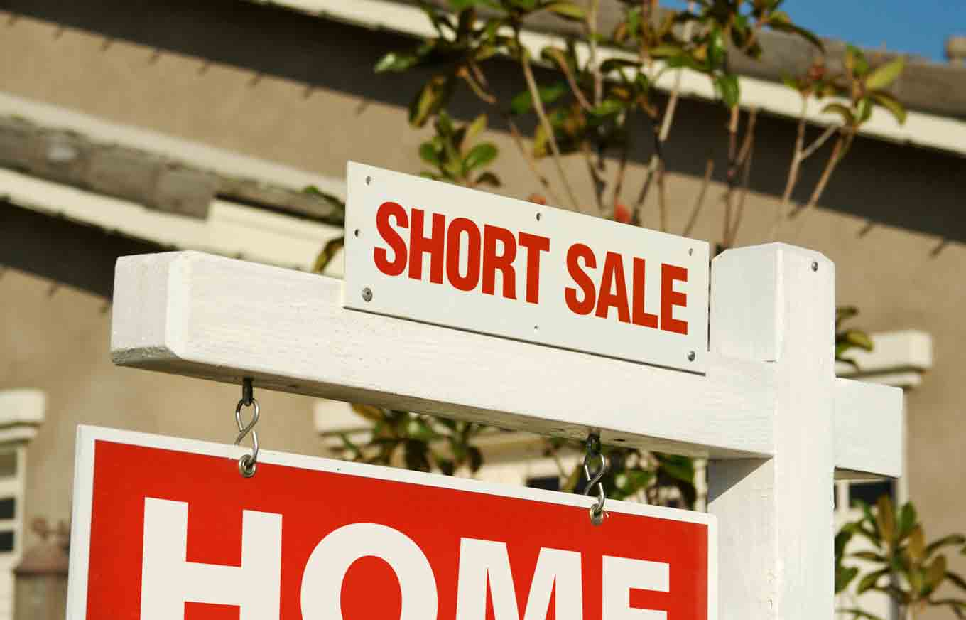 after a short sale