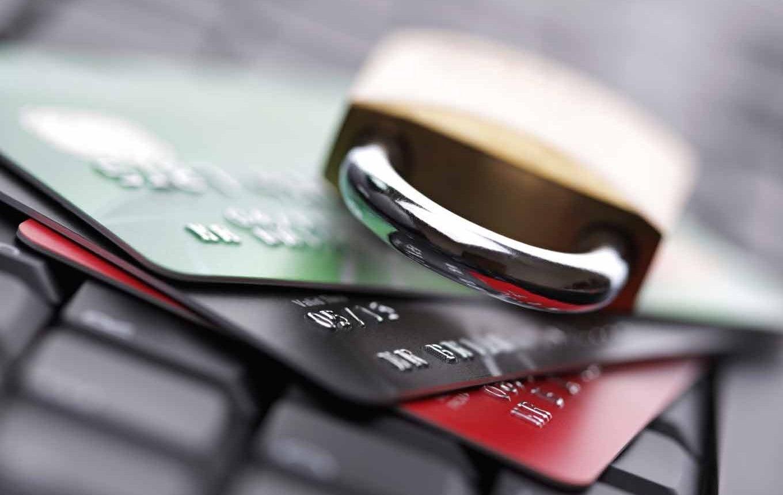 credit cards stolen