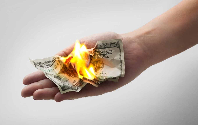 sabotage your finances