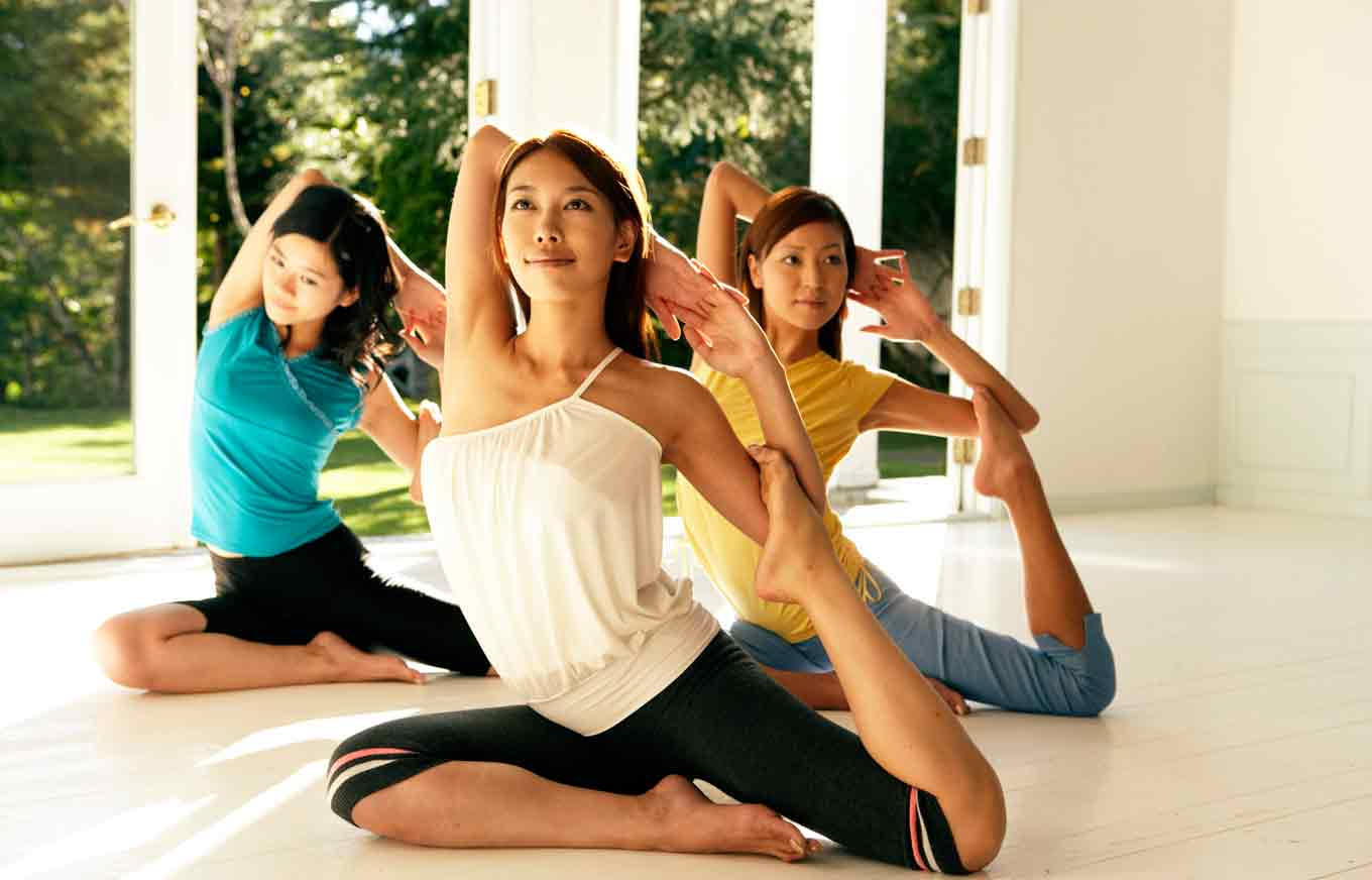 Yoga for Your Finances?