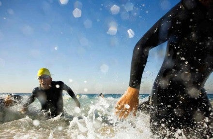 How a Professional Triathlete Manages His Money